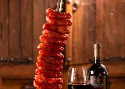 Linguiça - Brazilian Pork Sausage